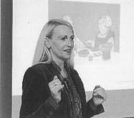 Magdalene Timmer präsentierte Tipps für eine erfolgreiche Kommunikation